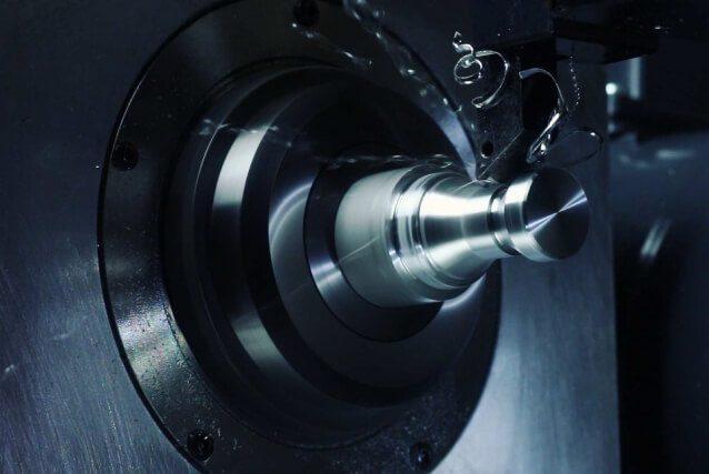 cnc machine shop using cnc turning machine