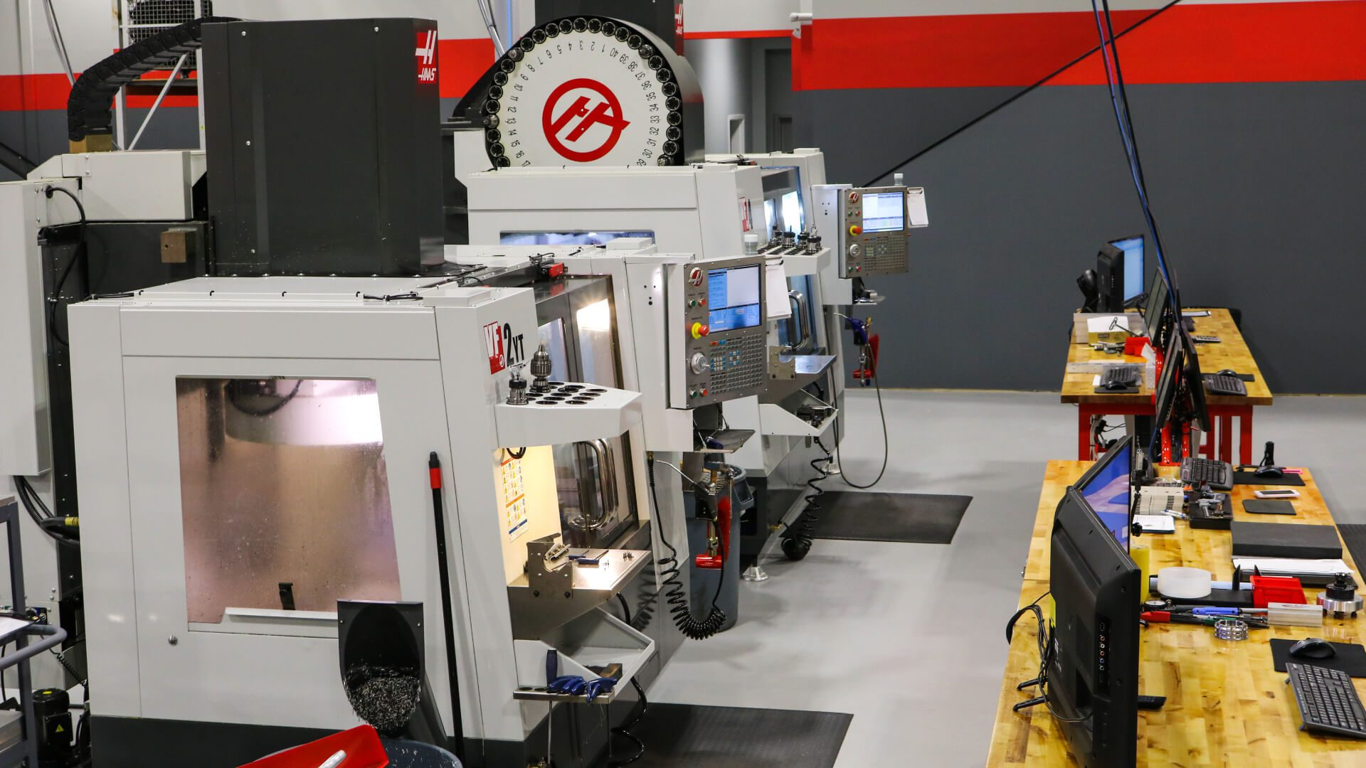 CNC machine shop in Indianapolis