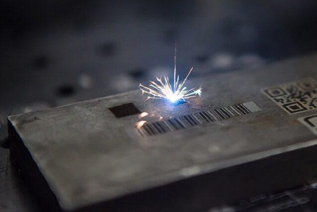 laser engraving CNC machine shop