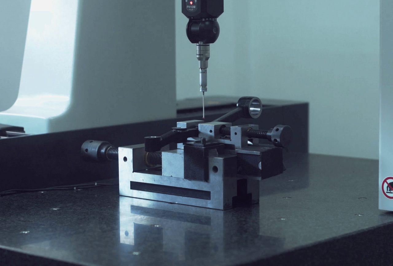 CNC machine shop Quality Control and Metrology