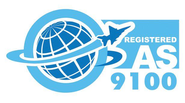 Register AS 9100 Logo